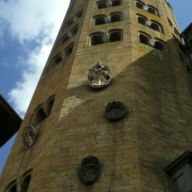 Orvieto - Torre della Chiesa di Sant'Andrea