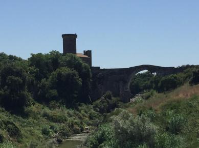 Vulci - Castello della Badia