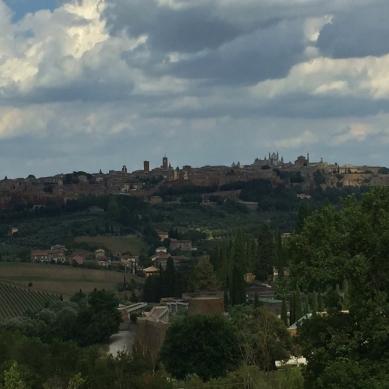 Veduta di Orvieto