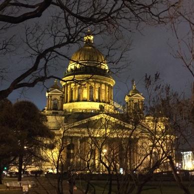 Basilica di Sant'Isacco - San Pietroburgo